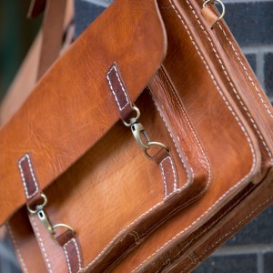 Laptop Bag Brick Angle